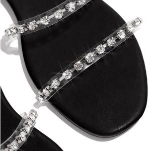 BRAND NEW Miss Lola Bling Sandals